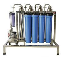 Máy lọc và khử độc tố methanol NEWSUN 100L/h lọc nhanh, thơm, ngon - Hàng chính hãng
