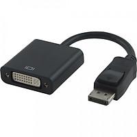 Cáp chuyển Displayport sang DVI, DP to DVI, DP ra DVI (đầu cái)