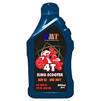 Dầu Nhớt Xe Tay Xe Ga King Scooter KINGLUBE SN 10W-40