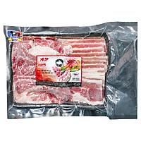 [Chỉ Giao HCM] - Thịt cổ bò và ba rọi bò Mỹ MVP khay 500g