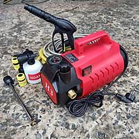 Máy rửa xe áp lực cao awa H3 công suất 2400W động cơ dây đồng cực khủng có chỉnh áp