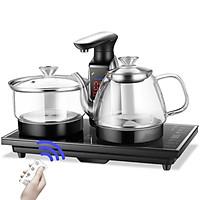 Bếp điện đun nước cao cấp Mucha 66 có điều khiển từ xa, sử dụng cho bộ bàn trà điện đun nước pha trà hoàn toàn tự động