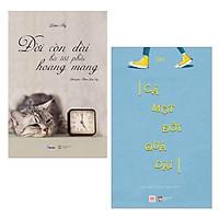 Combo Sách Kỹ Năng Làm Thay Đổi Cuộc Sống Của Bạn: Cả Một Đời Quá Dài - Cớ Sao Phải Tạm Bợ + Đời Còn Dài Hà Tất Phải Hoang Mang / Sách Nghệ Thuật Sống Đẹp (Tặng Kèm Bookmark Happy Life)