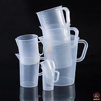 Ca Đong Nhựa Pha Chế  siêu bền siêu dai, đủ dung tích kích thước, giao hàng nhanh