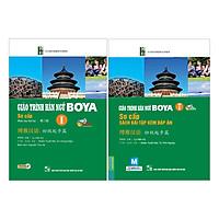 Combo Giáo Trình Hán Ngữ Boya Sơ Cấp 1 + Sách Bài Tập Đáp Án (Tái Bản - Kèm App)