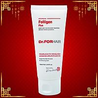Dầu gội giảm rụng tóc Dr ForHair phục hồi hư tổn nang chân tóc và kích thích mọc tóc - Dr For Hair/Dr.ForHair Folligen Plus Shampoo 100ml