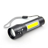 Đèn Pin Mini Có Zoom Xa Gần - Hàng Chính Hãng