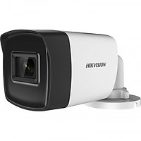 CAMERA Hikvision DS-2CE16H0T-IT5F ( HD-TVI THÂN TRỤ HỒNG NGOẠI 80M NGOÀI TRỜI 5MP) - hàng chính hãng