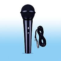 Micro Karaoke XINGMA AK 319 cho Loa Kẹo Kéo Âm Li Có Dây 3.5 M Đen PF11