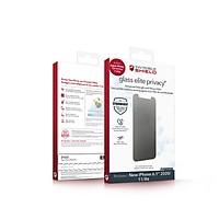 Miếng dán màn hình chống nhìn trộm InvisibleShield Glass Elite Privacy dành cho iPhone - Hàng chính hãng