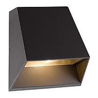 Đèn Gắn Tường Trang Trí Ngoài Trời LED NBL2691 Ánh Sáng Vàng