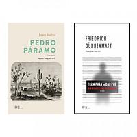 Combo Tiểu Thuyết Thẩm Phán và Đao Phủ + Pedro Páramo