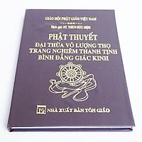 Phật Thuyết Đại Thừa Vô Lượng Thọ Trang Nghiêm Thanh Tịnh Bình Đẳng Giác Kinh