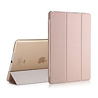 Bao da smart cover dành cho Ipad Mini 123/ Mini 4/ Ipad Air/ Ipad pro 9.7/ Ipad air 2/ Ipad 2017/ Ipad 2018/ Ipad 234 siêu mỏng
