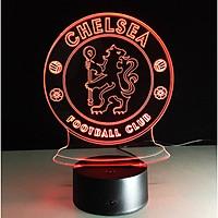 Đèn trang trí logo đội bóng 16 màu Chelsea