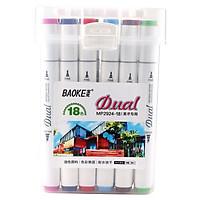Bút màu Marker MP2924 - 18 màu