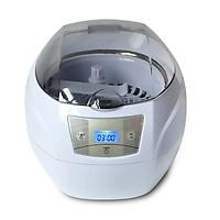 Máy rửa chuyên dùng rửa các vật dụng Y tế, trang sức, răng giả, đồng hồ, kính, chén, ly, ốc vít,... kiểu dáng gọn nhẹ, tiết kiệm điện.