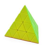 Đồ Chơi Rubik Biến Thể 4 Mặt - Master pyraminx 4 tầng