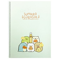 Sổ Lò Xo Magic Channel Sumikko Gurashi SG-01-106-F