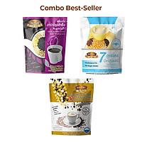 Combo 3 vị ngũ cốc dinh dưỡng Godent được nhập khẩu từ Thái Lan