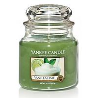 Nến hũ M Vanilla Lime