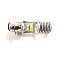 Bóng pha LED dành cho xe Dream/Wave siêu sáng-Chân M5- dùng điện máy/điện bình-Loại 1