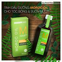 TINH DẦU DƯỠNG BÓNG TÓC - MOROC OIL - Alphatra Classic - 120ml