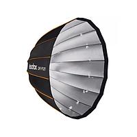 Softbox Parabolic thao tác nhanh Godox QR-P120 kèm lưới tổ ong hàng chính hãng