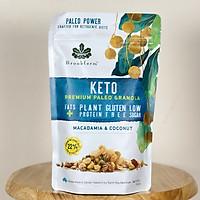 Ngũ cốc Brookfarm Keto Premium Paleo Granola (C)- Gói 330g