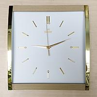 Đồng hồ Eastar Vàng Ánh kim - Mặt kính Cong, Máy kim trôi