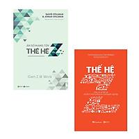 Bộ 2 cuốn sách xóa nhoà những cách biệt lớn và hợp nhất các thế hệ: Ẩn Số Mang Tên Thế Hệ Z  Gen Z @ Work - Thế Hệ Z Hiểu Rõ Về Thế Hệ Sẽ Định Hình Tương Lai Doanh Nghiệp