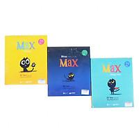 Sách bộ 3 cuốn về chú mèo Max