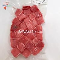 Cube cá ngừ đông lạnh