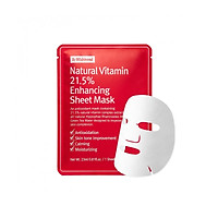 2 Mặt nạ giấy Wishtrend OST Natural Vitamin C21.5 Enhancing Sheet Mask