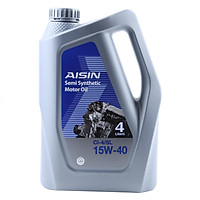 Nhớt Động Cơ AISIN ECSI1544P 15W-40 CI4 / SL Semi Synthetic (4L)