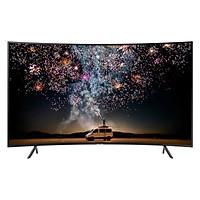 Smart Tivi Màn Hình Cong Samsung 55 inch 4K UHD UA55RU7300KXXV - Hàng Chính Hãng + Tặng Khung Treo Cố Định