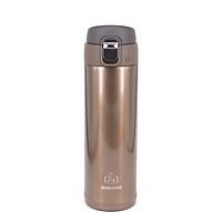 Bình Giữ Nhiệt Sang Trọng Chính Hãng 2GOOD 450ml, Nút Khóa One Touch 2019, Lõi Inox 304, Giữ Nhiệt Nóng Lạnh, BPA-Free