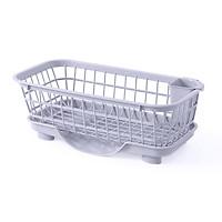 Giá đa năng úp bát đĩa kèm khay thoát nước thông minh 45x23,5x15,5cm