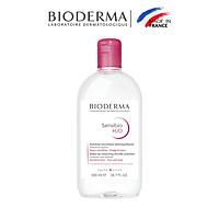 Dung Dịch Làm Sạch Và Tẩy Trang Công Nghệ Micella Bioderma Sensibio H2O - 500ml