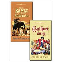 Combo Trên Sa Mạc Và Trong Rừng Thẳm + Gulliver Du Ký (Bộ 2 Cuốn)
