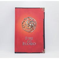 Sổ tay Giấy Trơn - Nhà Targaryen