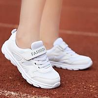 Giày thể thao bé trai bé gái 4 - 15 tuổi năng động và phong cách đế Eva kháng khuẩn dòng siêu nhẹ đi học đi chơi GE57