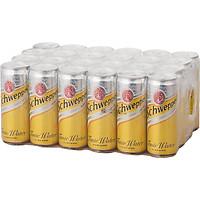 Lốc 24 Lon Soda Water Schweppes Tonic (320mlx24)