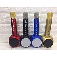 Mic hát micro karaoke Y61 - Hàng Nhập Khẩu (Giao Màu Ngẫu Nhiên)