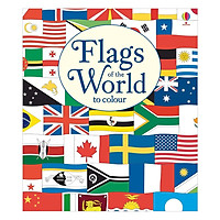 Usborne Flags of the World to colour