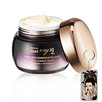 Kem giúp giảm nám và tàn nhang My Gold Multi Capsule Cream Hàn Quốc 50g tặng kèm móc khoá