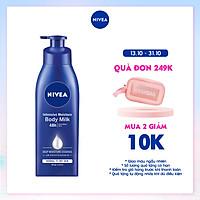 Sữa Dưỡng Thể Dưỡng Ẩm Chuyên Sâu Nivea 80204 (400ml)