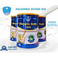 Sữa bột Diabetic Gold Care - Halan Milk - Dinh dưỡng cho người tiểu đường - 900gr