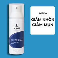 Lotion ngừa mụn hiệu quả IMAGE SKINCARE CLEAR CELL MEDICATED ACNE LOTION 50ml