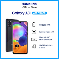 Điện Thoại Samsung Galaxy A31 (128GB/6GB) - Hàng Chính Hãng
